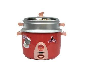 Khind Rice Cooker 2.8L RC928 (RED)