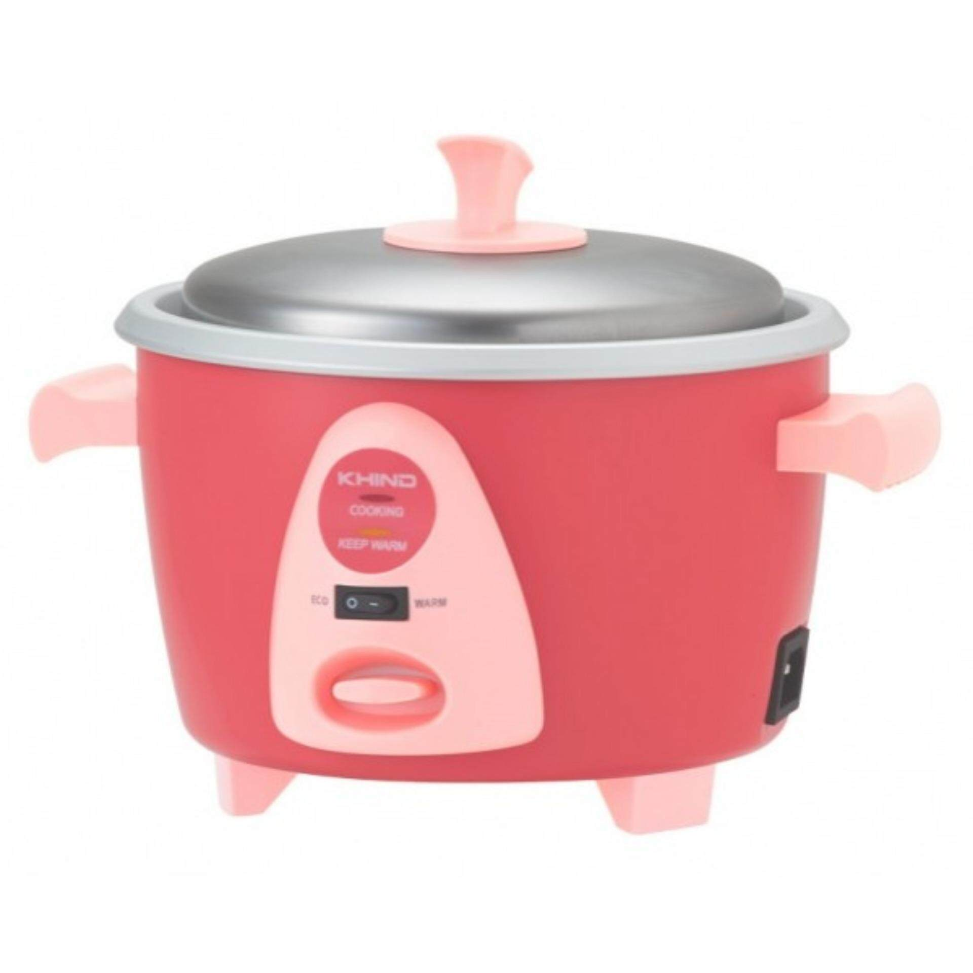 KHIND RICE COOKER RC-906 (0.6L) RANDOM COLOR