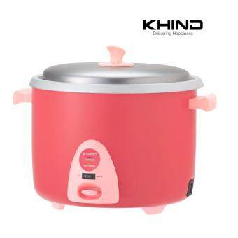 Harga KHIND Rice Cooker RC918 1.8L (Random Colour)