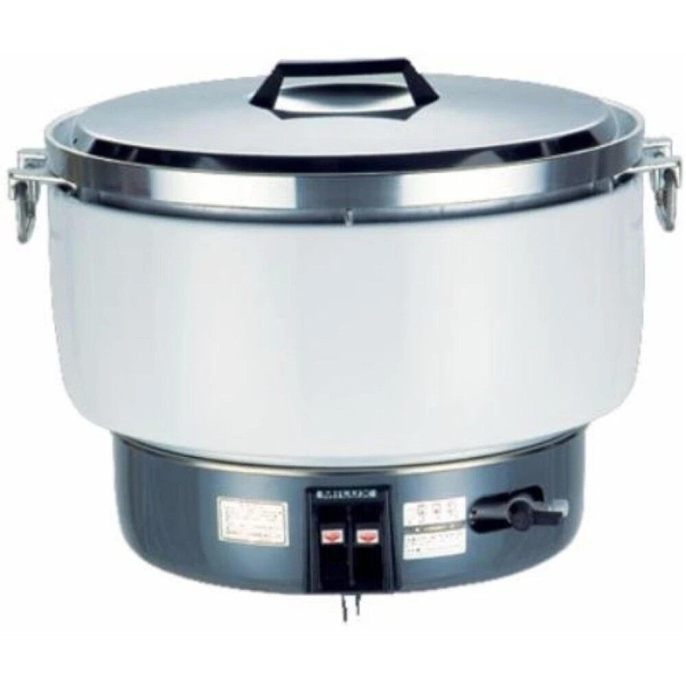 MILUX GAS RICE COOKER (50 PERSON) MGRC-10AS