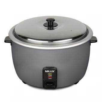 Milux Commercial Rice Cooker - 4.5 Liter (MRC-545)