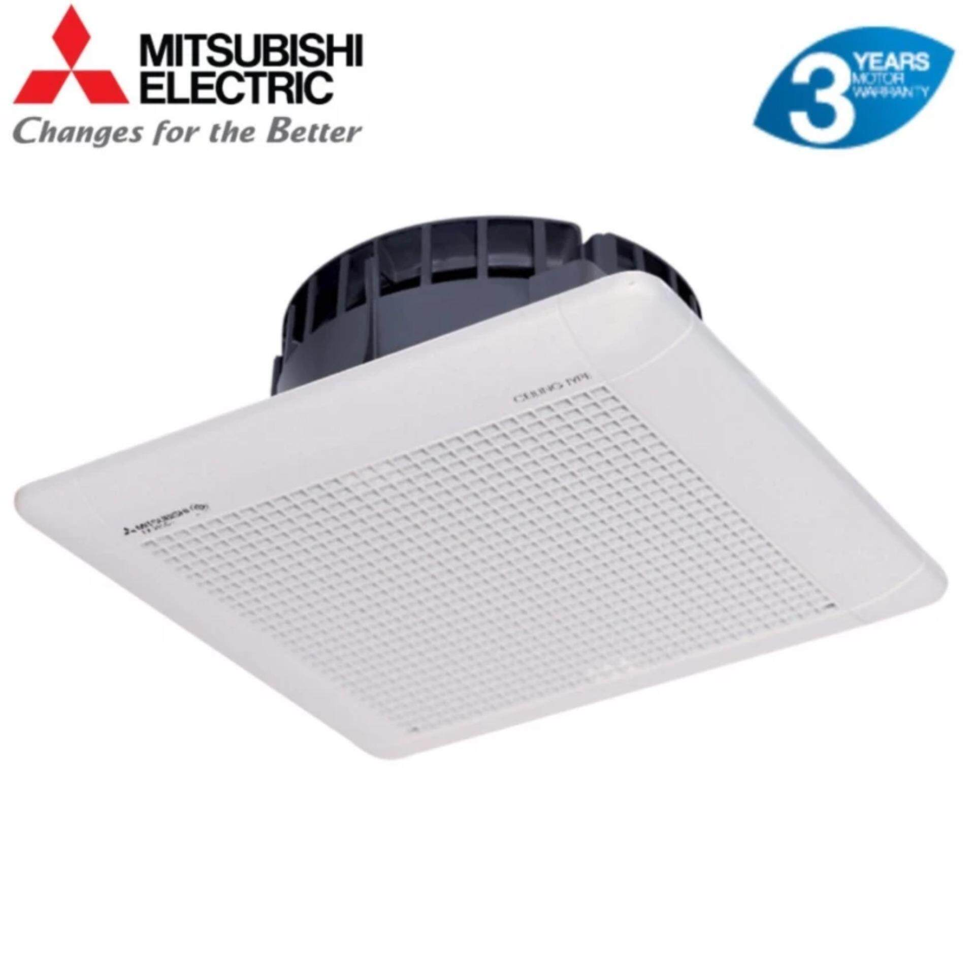 """MITSUBISHI 10"""" CEILING EXHAUSTED FAN EX-25SC3T"""