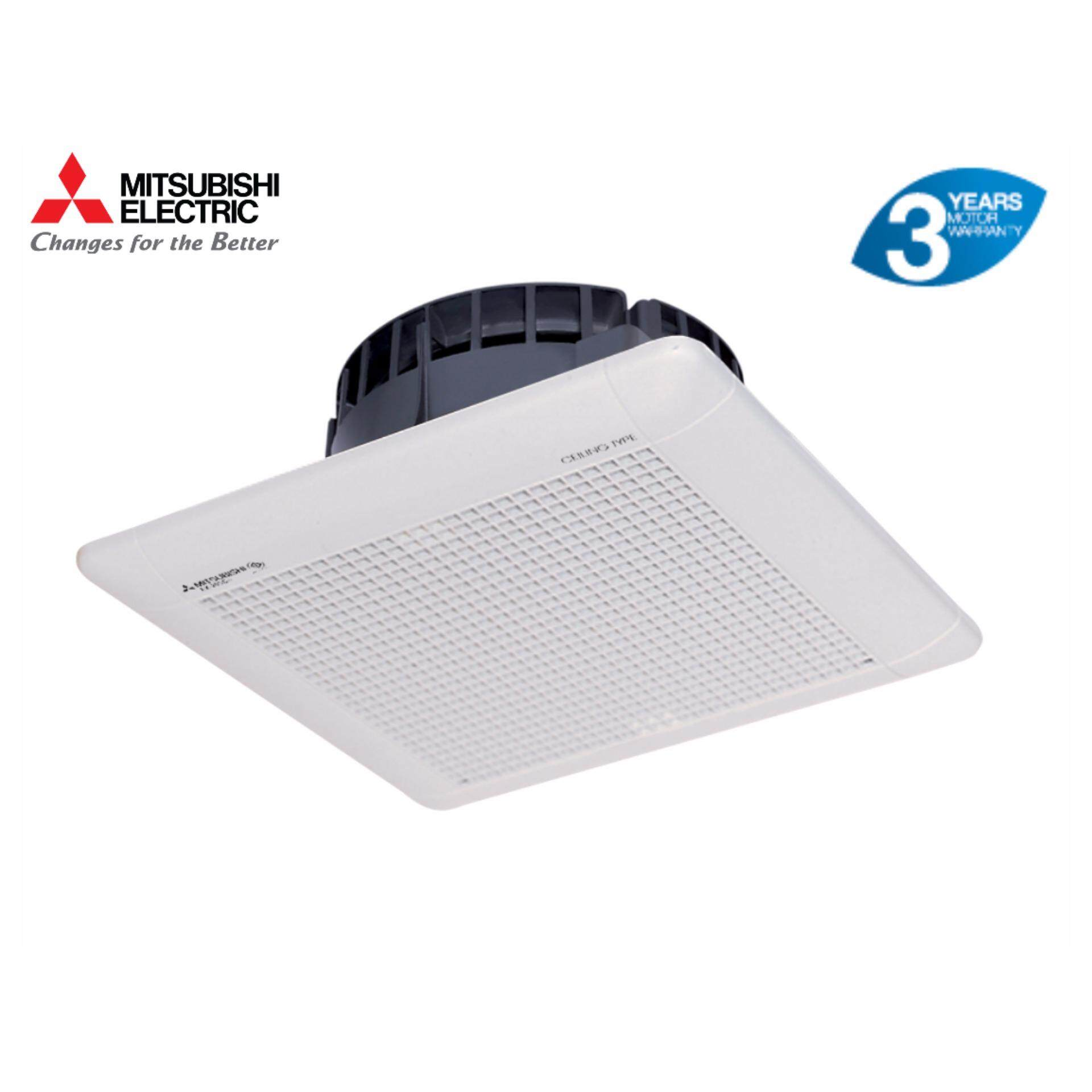 Ventilation fans for the best price in malaysia mitsubishi ex 25sc5t 10 inch ceiling type ventilation exhaust fan mozeypictures Gallery