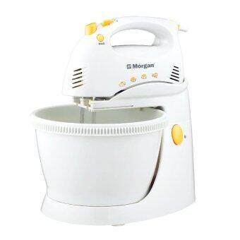 Harga MORGAN Stand Mixer 2.5L MSM-NB250HM (White)
