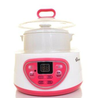 Multifunction Electric Double Boiler 3 In 1