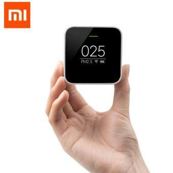 Original Xiaomi PM 2.5 Air Detector Portable OLED screen Wifi2.4GHZ Use With Air Purifier Air Quality Monitoring