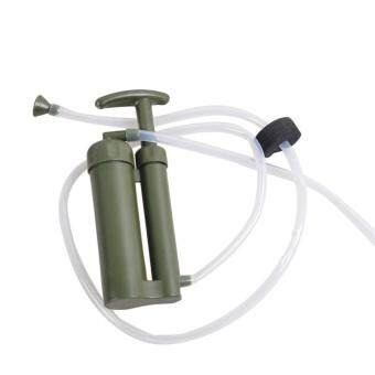 Outdoors Water Purifier Portable Purification Pump FilterBackpacking Camping