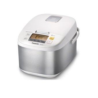 Harga Panasonic Jar Rice Cooker 1.8L (Microcomputer) SR-ZG185 (Silver)