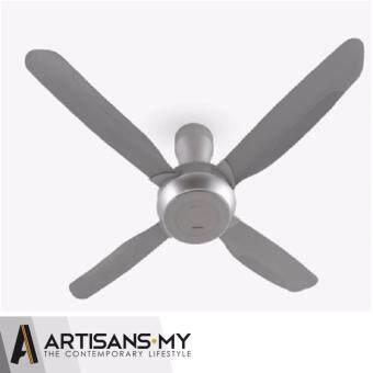 Panasonic Nami 4 4-Blade 1400mm (56 inch) F-M14E2 (Silver Grey)Ceiling Fan with Onsite Warranty by Panasonic Malaysia
