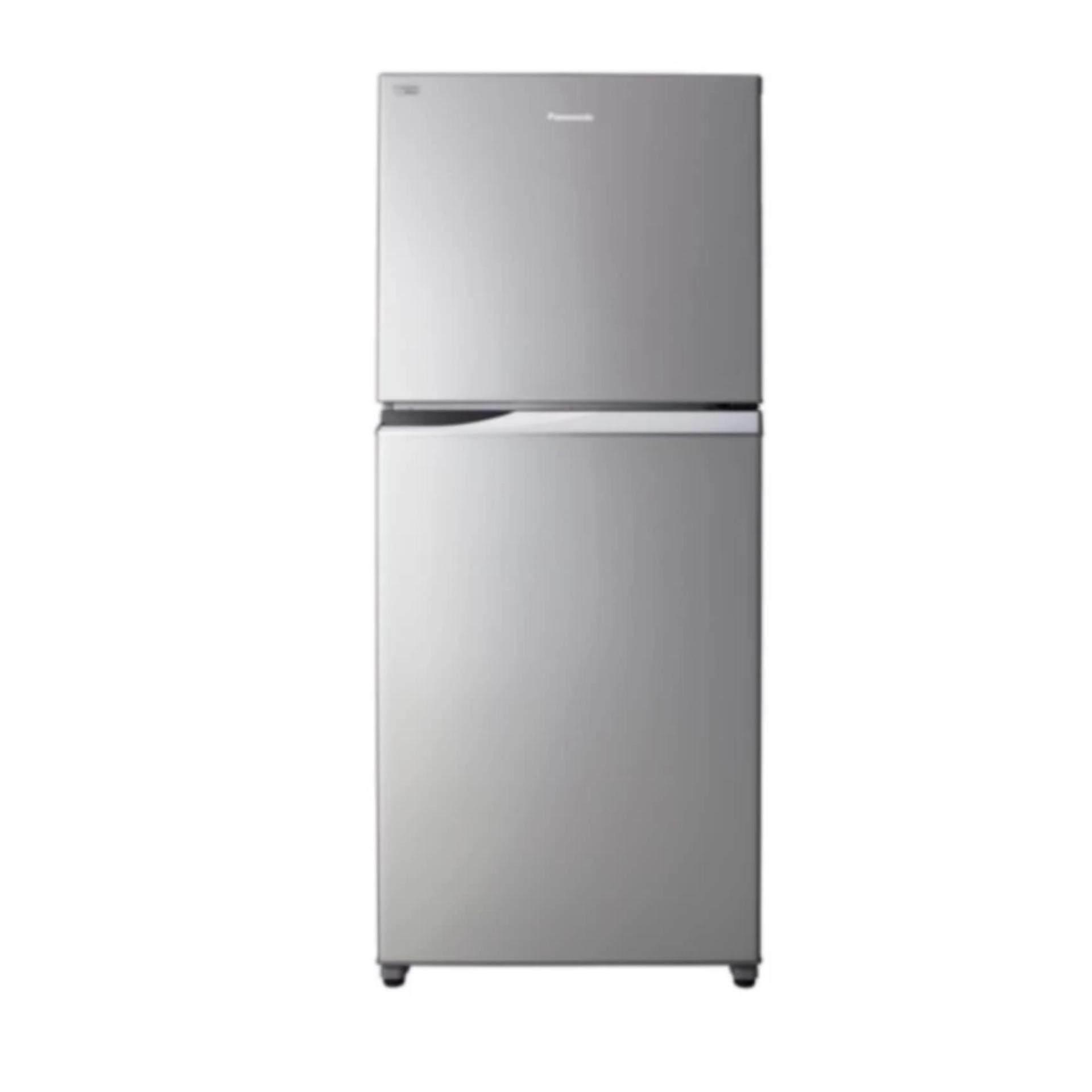Panasonic NR-BD418PS 407L Inverter 2 Door Top Freezer Fridge...