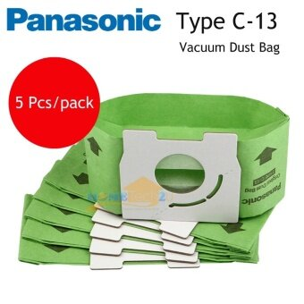 Harga Panasonic Type C-13 Vacuum Dust Bag For MC-CG302 MC-CG321 MC-CA591MC-3310 MC-CA593 MC-CA293