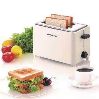 Pensonic Toaster PT-929 2-Slices (White)