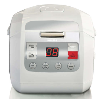 Philips HD3030 Fuzzy Logic Rice Cooker (1.0L)
