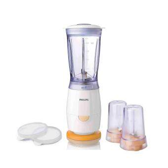 Harga Philips Mini Blender HR2860 (220W) 0.4L Plastic Jar