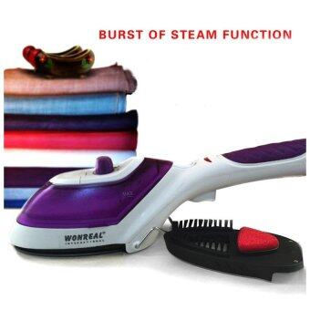 Portable Handheld Travel Iron Garment Steamer Handle Steam BrushIron Travel Ironing Garment Steamer for Clothes 650W 220V