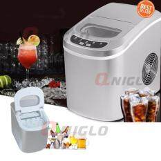 portable mini ice maker ice cube machine countertop touch control 50kgonce ice maker machine for home and bar office