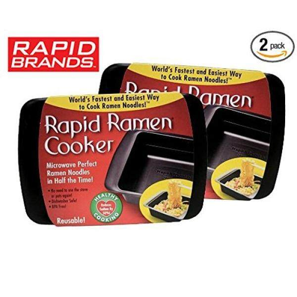 Rapid Ramen Cooker - Microwave Instant Ramen Noodles in inutes - intl
