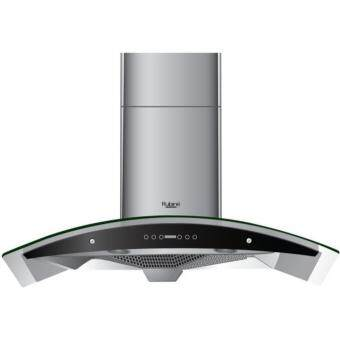 Rubine Chimney Hood MCH-LAZIO-90SS Stainless Steel