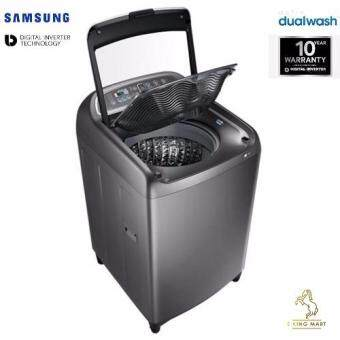 Samsung 13.0KG Fully Automatic Washing Machie with Built-in SinkWA13J5750SS