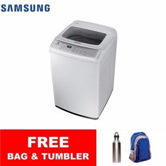 SAMSUNG 7KG WASHING MACHINES Fully Auto with Double Storm Pulsator WA70H4000SGTC *FREE GIFT