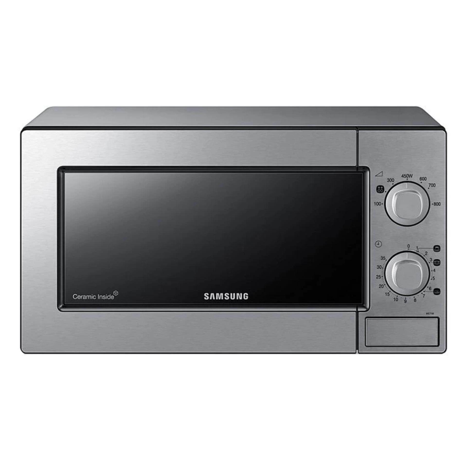 SAMSUNG MICROWAVE OVEN (20L) GE71M/XSM
