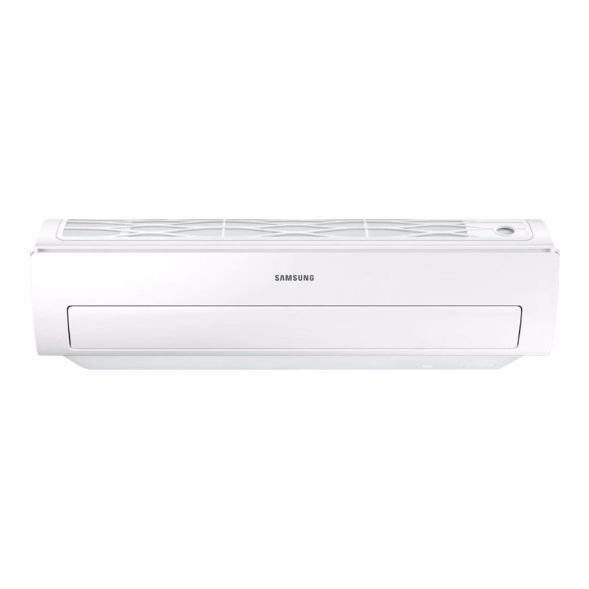 Samsung R410A Non Inverter Deluxe Wall-mount AC with Faster Cooling, 12000BTU/h