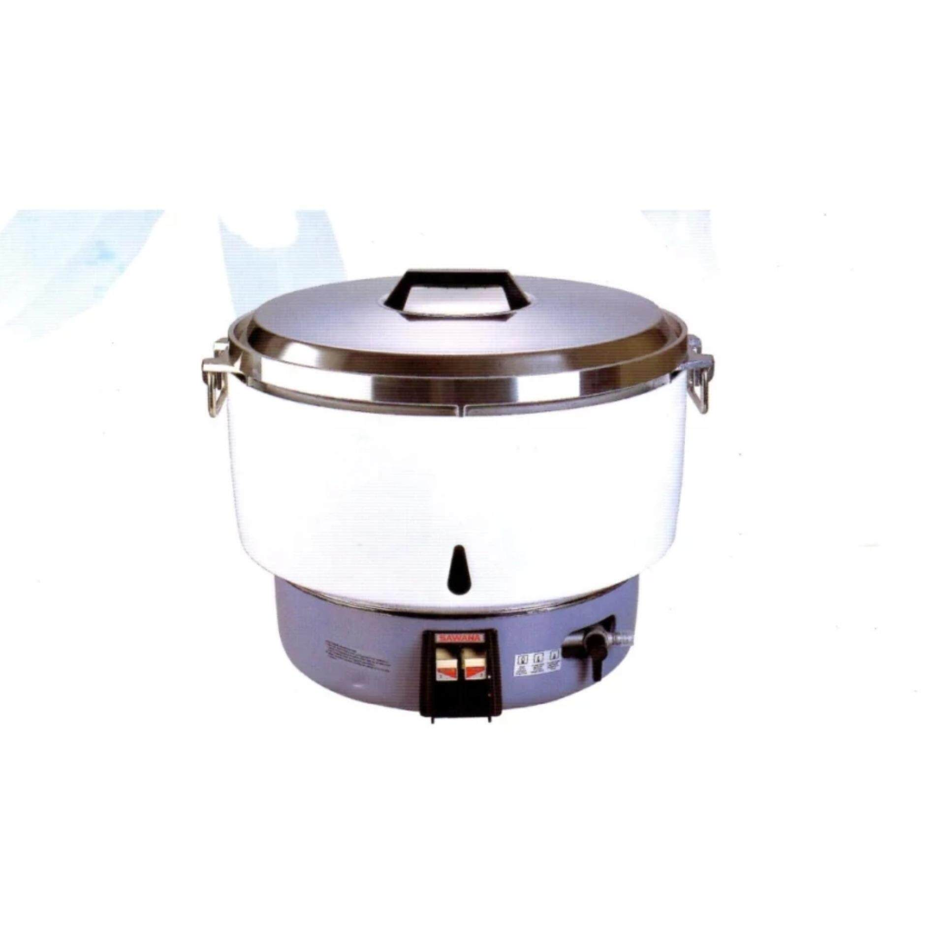 Sawana 10L Commercial Gas Rice Cooker RR-80 / SW80