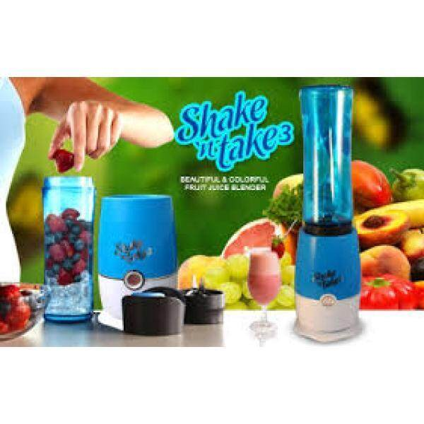 Shake n Take  3rd Edition Blue