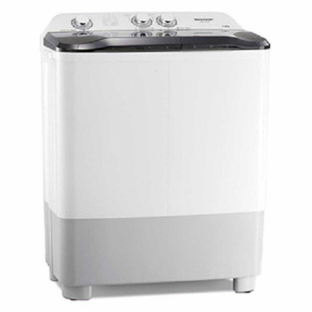 SHARP 14KG SEMI AUTO WASHING MACHINE EST-1416