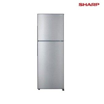 Sharp 280 Litre 2 Door No Frost Refrigerator/Fridge SJ285MSS