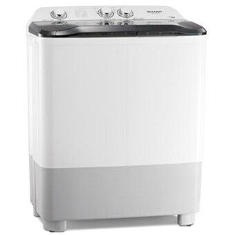 Harga Sharp EST7015 Semi-Auto Washing Machine 7kg