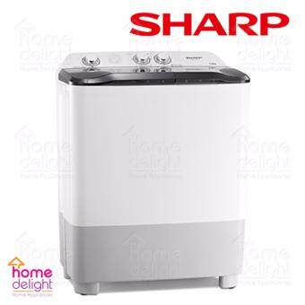 Harga Sharp EST7015 Semi Auto Washing Machine (7kg)