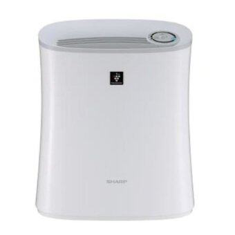 sharp plasmacluster. sharp fpf30l plasmacluster air purifier (white) s