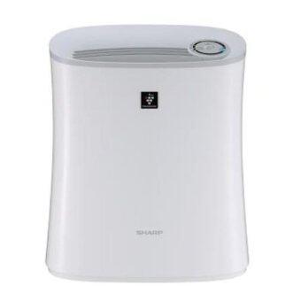 sharp plasmacluster. sharp fpf30l plasmacluster air purifier (white) s
