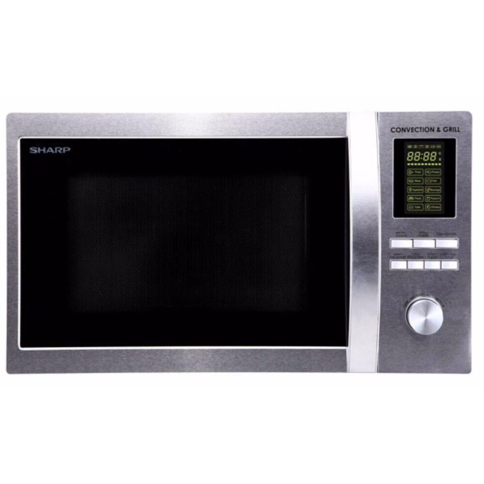 Sharp R854ast 32l Convection Microwave Oven With Infrared Grill Lazada Malaysia