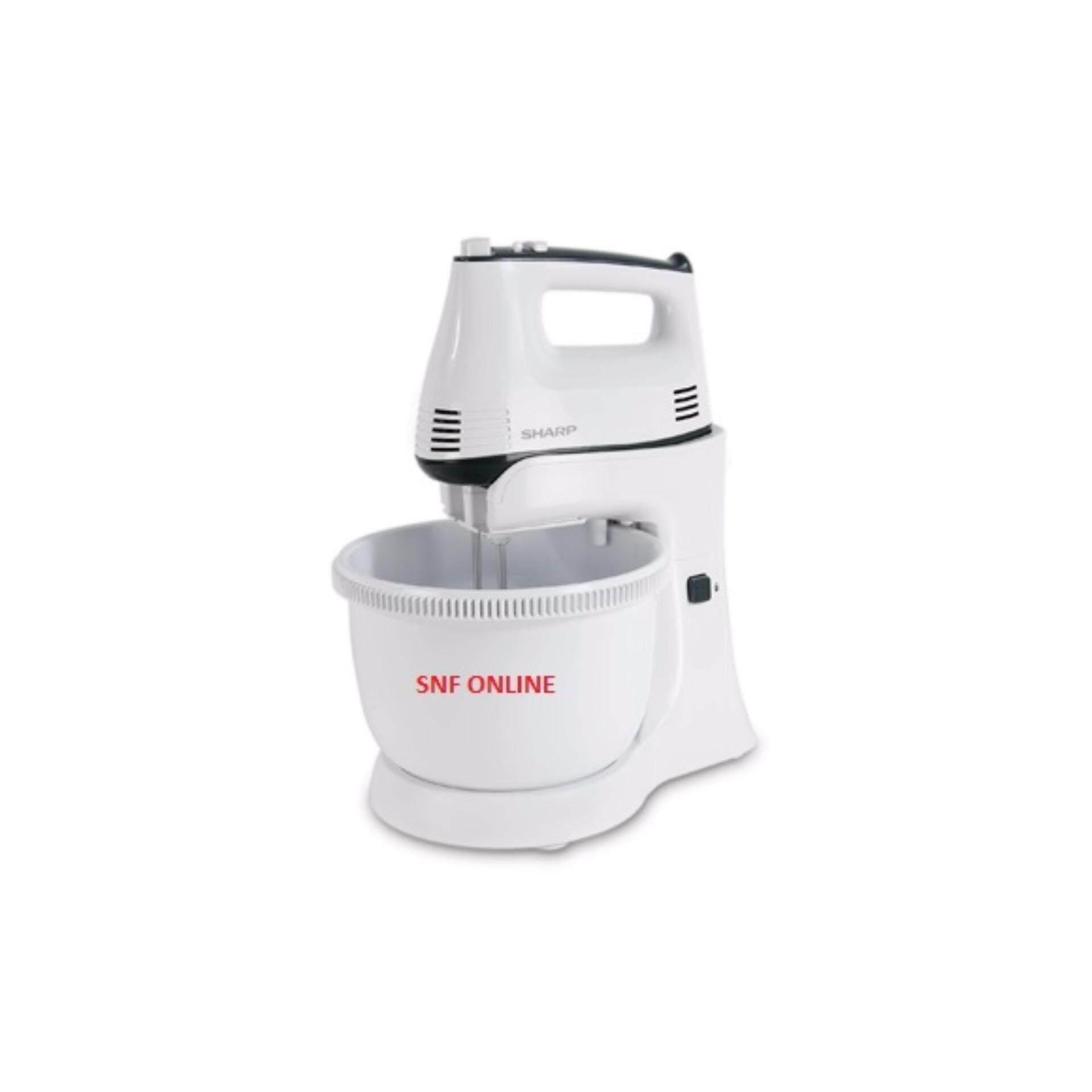 Sharp Stand Mixer EMS60WH