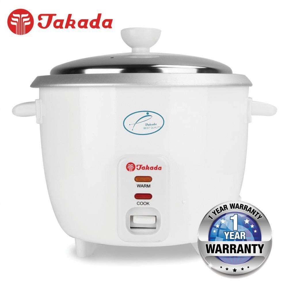 Takada CFXB-18L Classic Rice Cooker - 1.8L Capacity