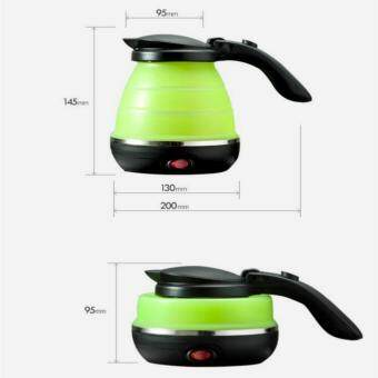 Travel Foldable Electric Water Kettles Portable Small Capacity MiniElectric Kettle - 2