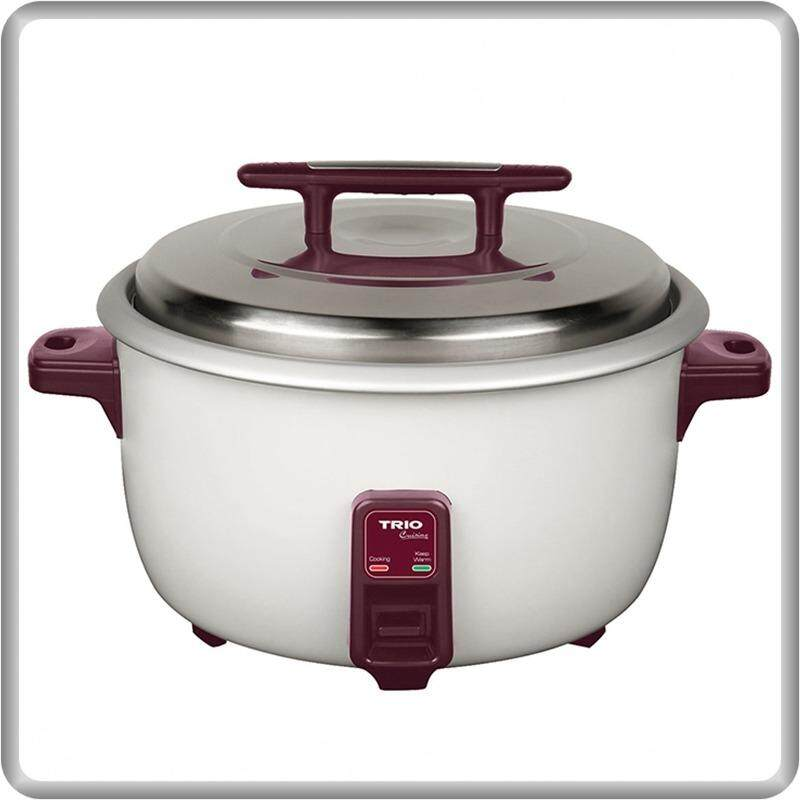 Trio 10L Commercial Electrical Rice Cooker TRC-10L