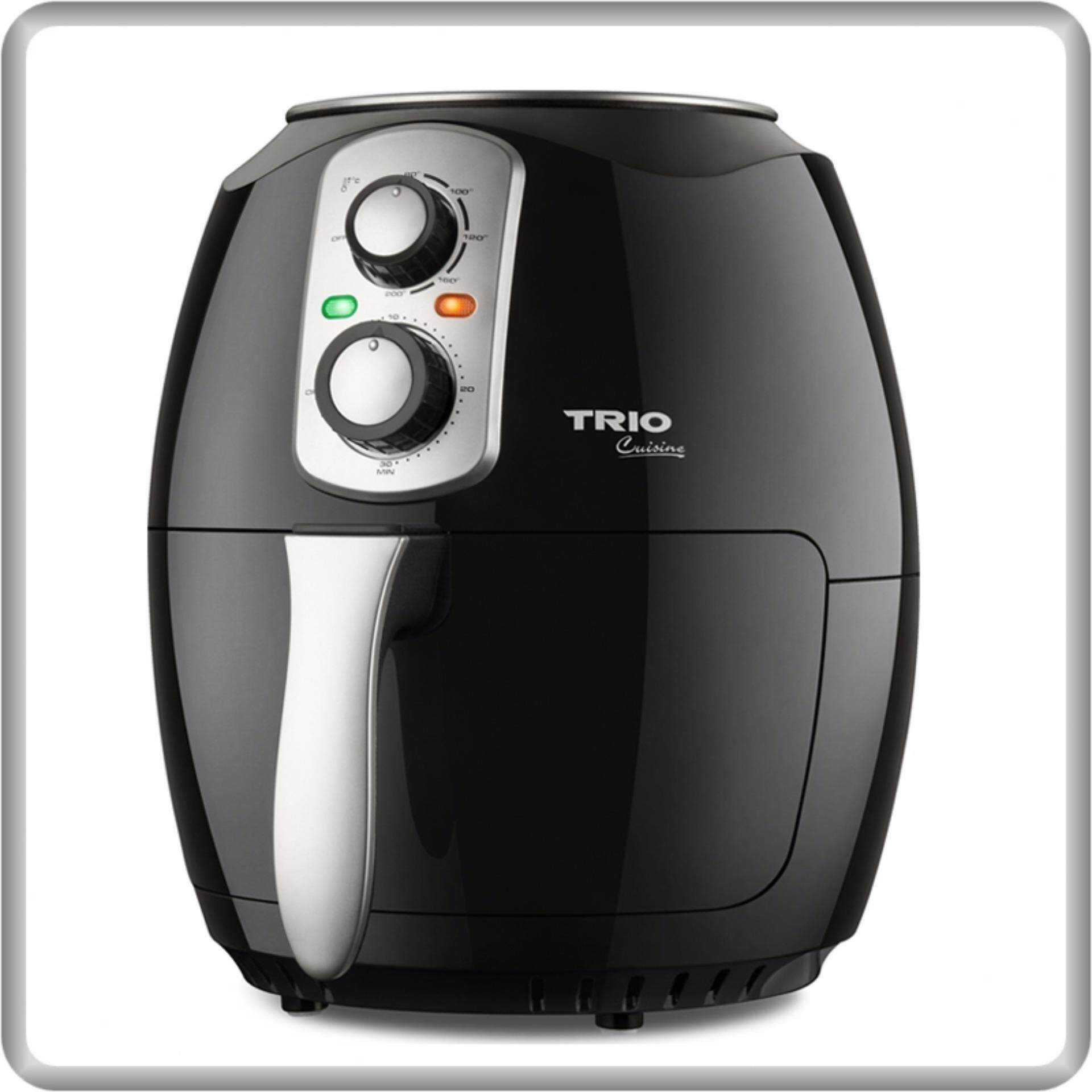 Trio 2.6L Air Fryer TAF-826-Black