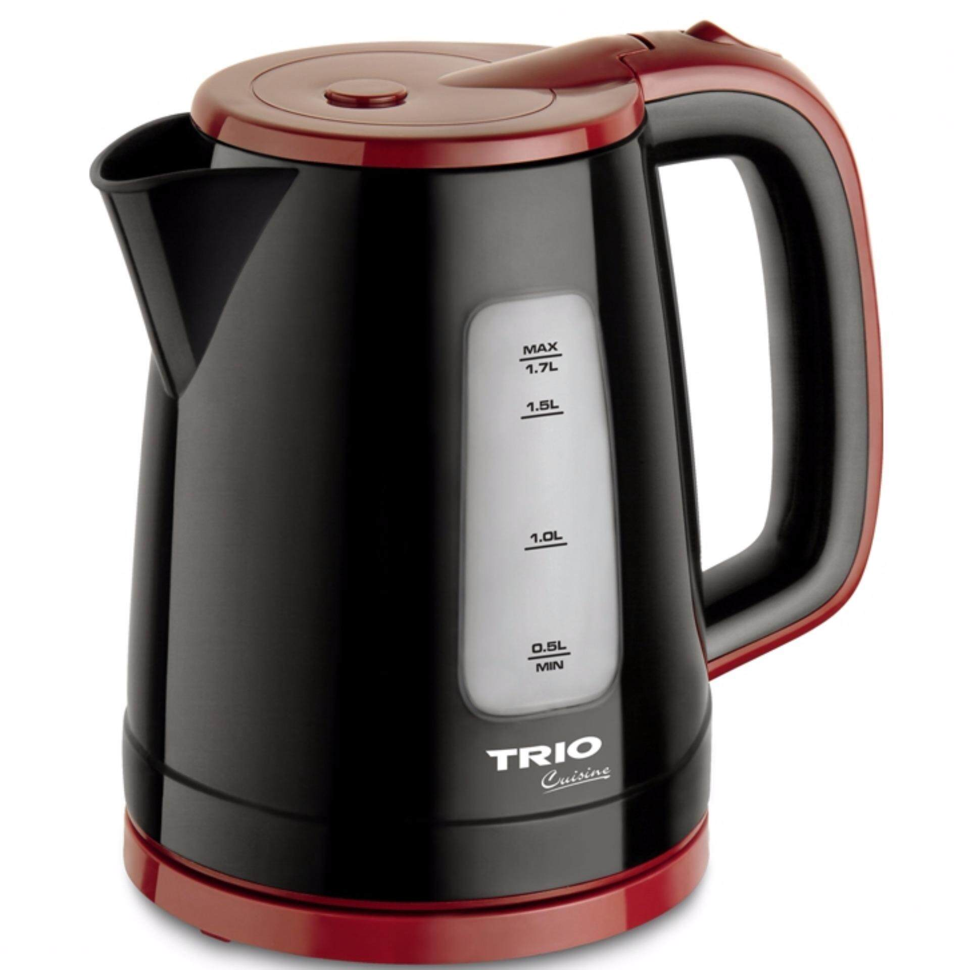 Trio TJK-417 Electric Jug Kettle 1.7L