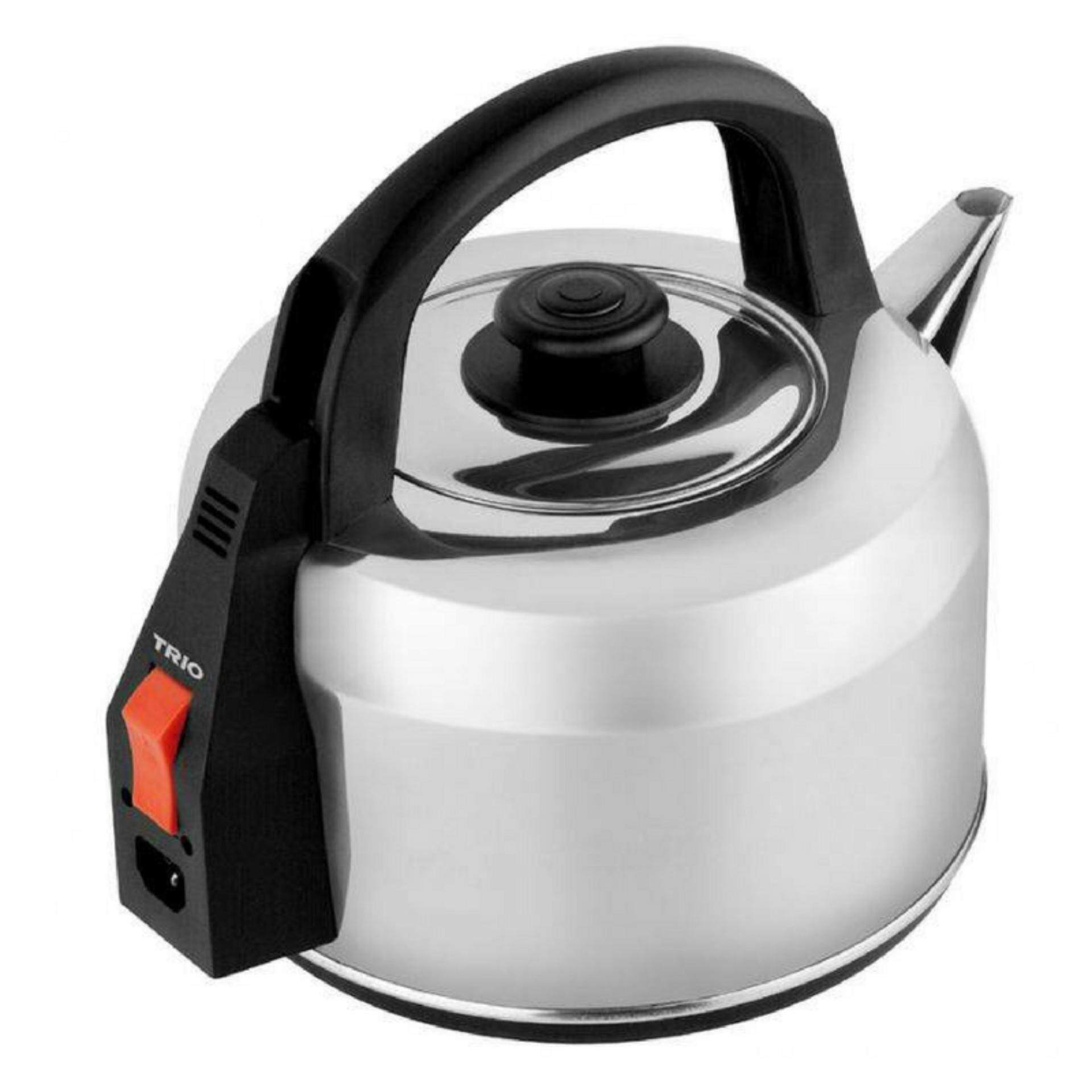 Trio TK-47 Stainless Steel Kettle 4.7L (Silver)