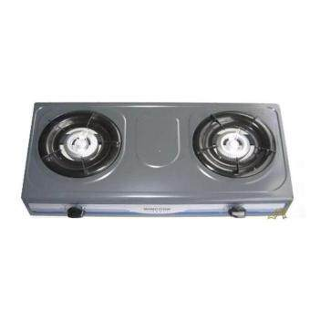 Harga WINCOOK DOUBLE BURNER GAS COOKER 1010