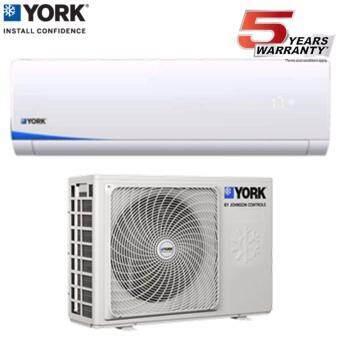 York 1.5 HP Aircond - YMW3F15CAS-W /YSL3F15AAS (R410A)