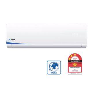 York (R410A) YSL3F15AAS/YWM3F15CAS 1.5HP Wall Split Air Conditioner + Free Bath Towel