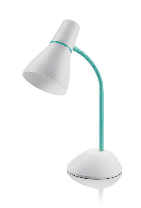 PHILIPS 71567 PEAR table lamp green 1x11W