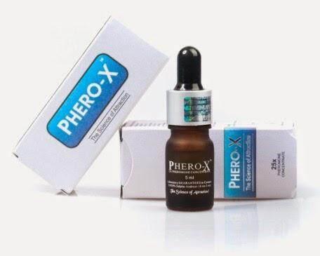 Phero-X Pheromones (Men Perfume)