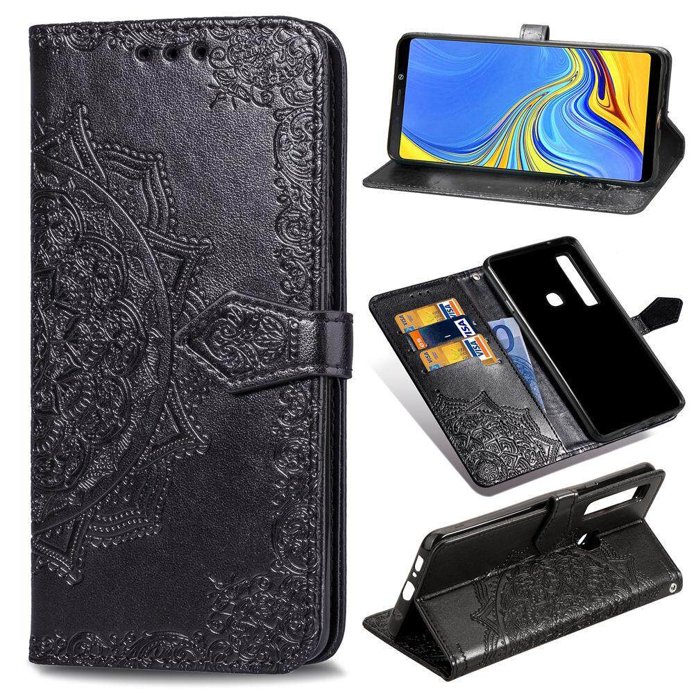 For Samsung Galaxy A9 2018 Case Flip Leather Cover Phone Case For Samsung Galaxy A9 2018