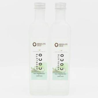 Absolute Coco Extra Virgin Coconut Oil 2 x 500ml