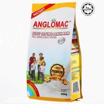 Anglomac Premium Milk Powder 500G